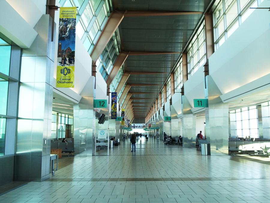 OKC 공항