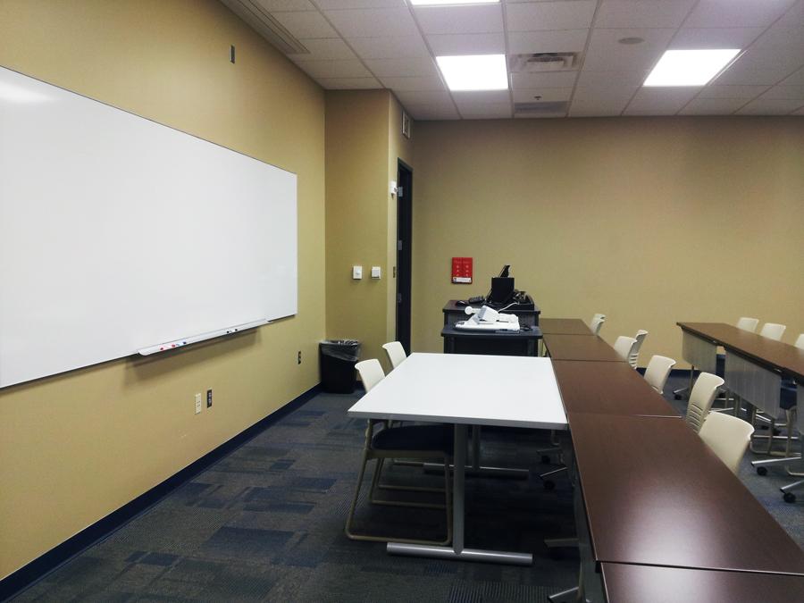 University of Central Oklahoma, 강의실