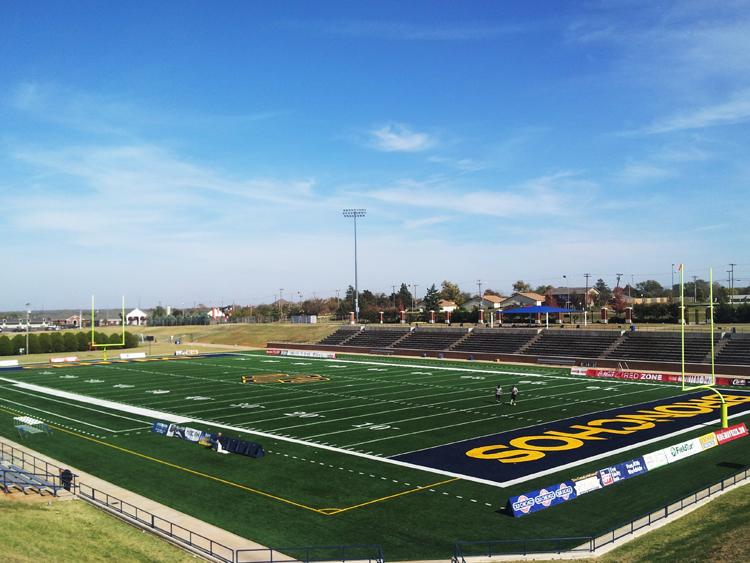 University of Central Oklahoma, Wantland Field